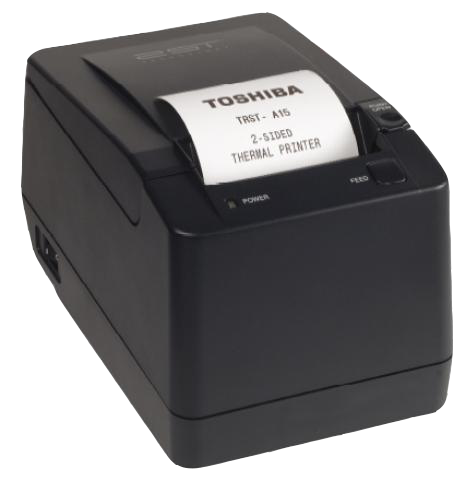 Hunter-Retail Toshiba printer